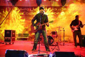 Thomas Andreas Beck - Live - Israel