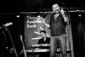 Thomas Andreas Beck - Live - Foto: JAA